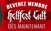 OFFICIAL HELLFEST CULT EVENT